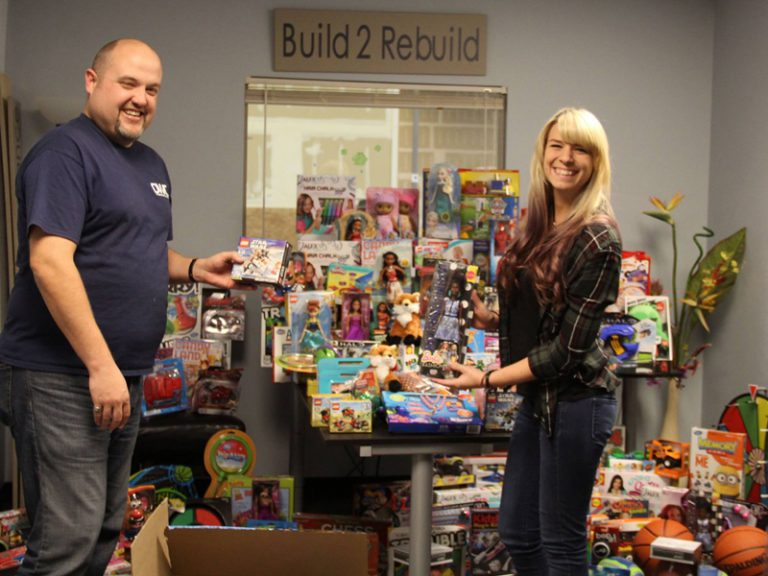 DWC's 9th Annual Toys for Tots