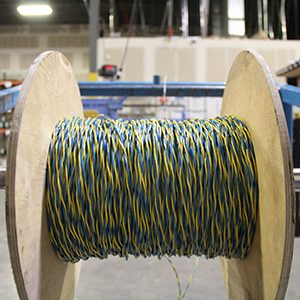 Wire & Cable Twisting